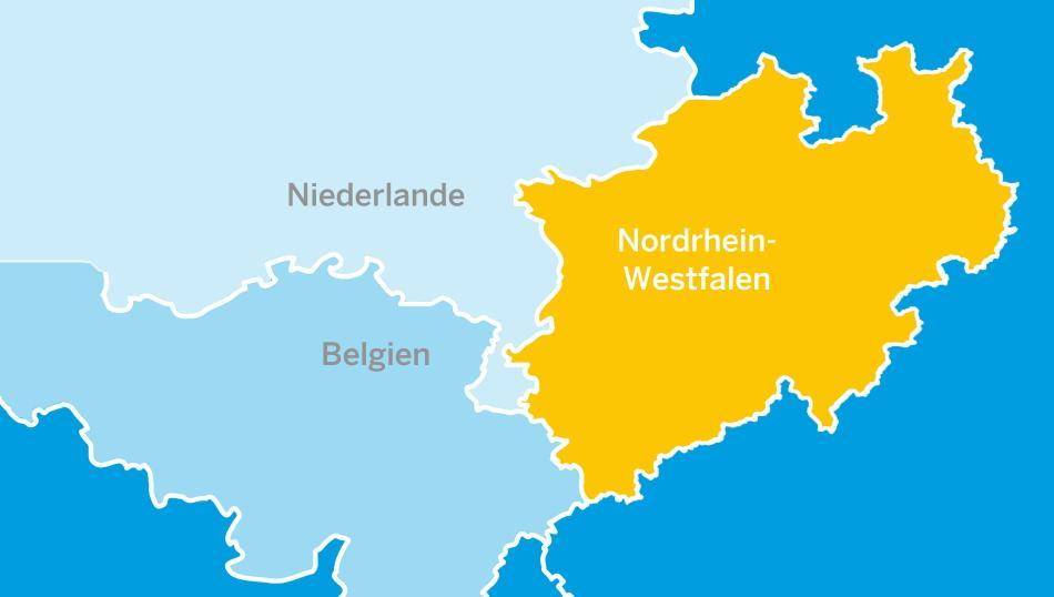 Corona Virus Nordrhein-Westfalen