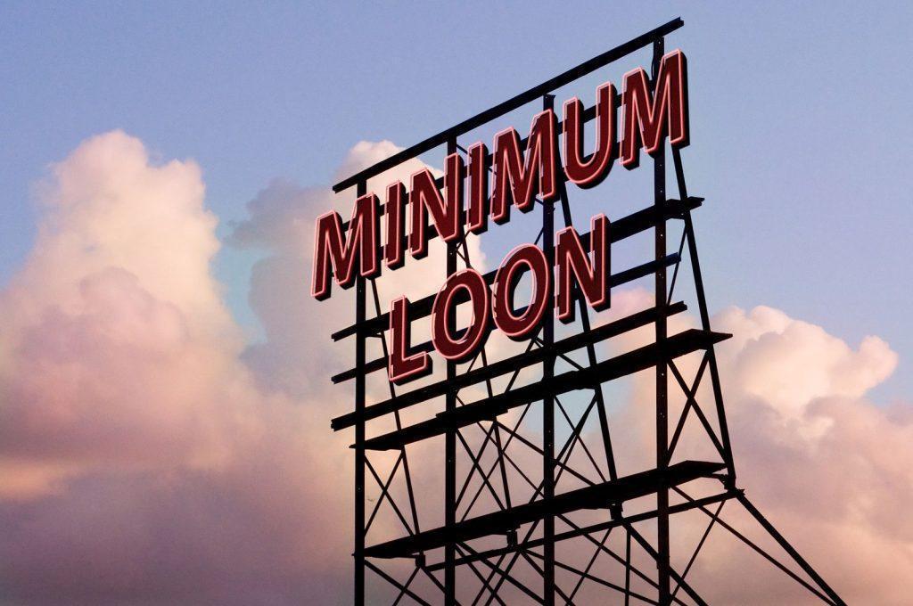 Minimumloon in Nederland