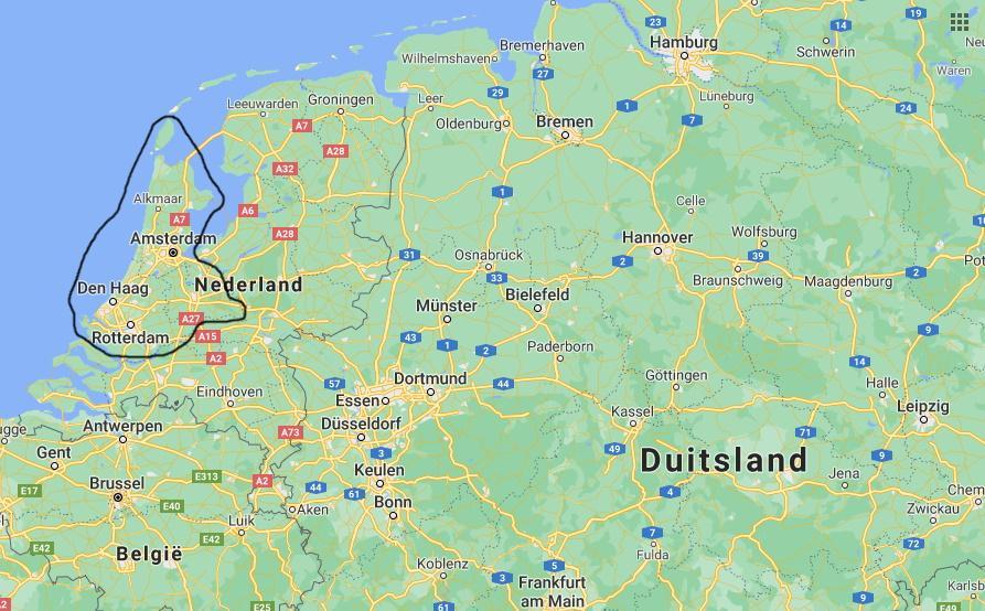 Duitsland Classificeert Noord En Zuid Holland En Utrecht Als Risicogebied Grensinfopunten