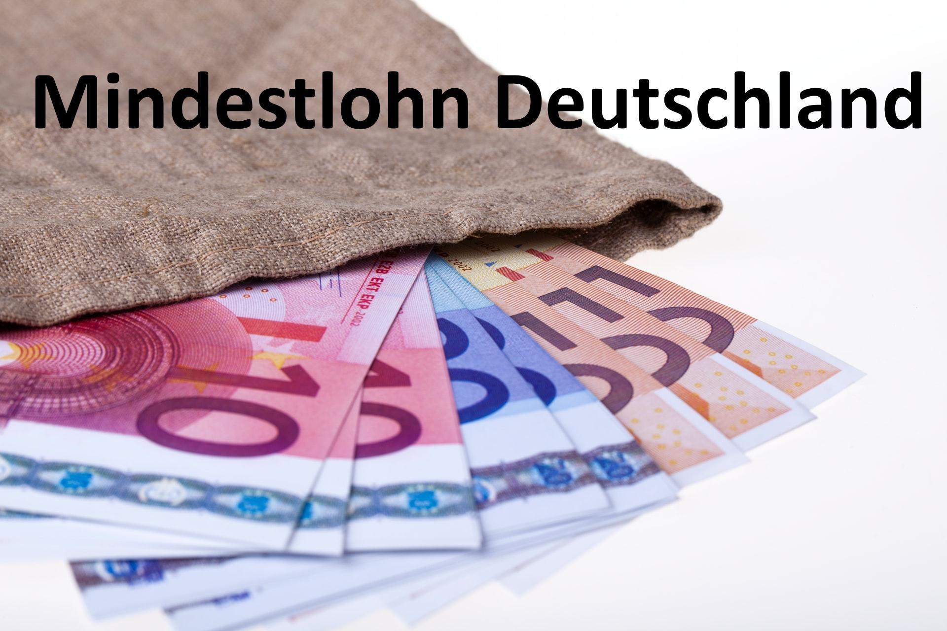 Neuer Mindestlohn in Deutschland ab Januar 2021 ...